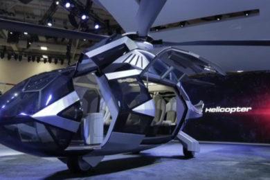 UberAir, así serán los taxis voladores del futuro