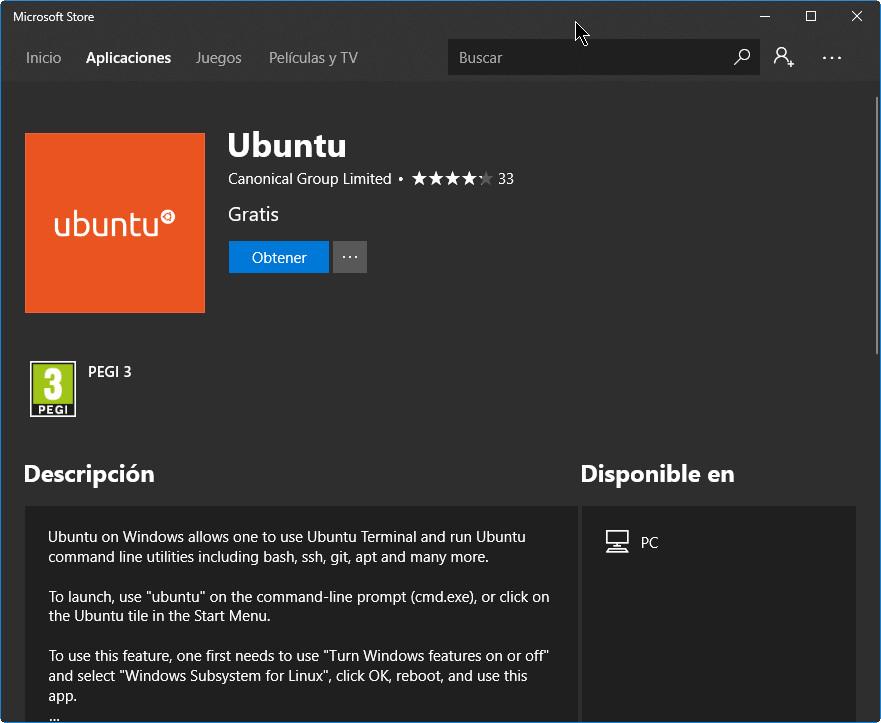 Microsoft presenta Ubuntu Linux para Windows 10 sobre ARM 36