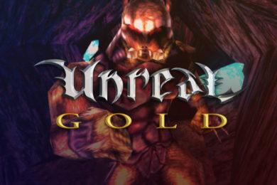 Unreal Gold, otro juegazo gratis para la colección