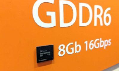 Las GeForce GTX Volta utilizarán GDDR6, según SK Hynix 46