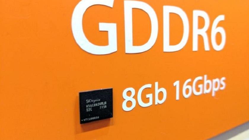 Las GeForce GTX Volta utilizarán GDDR6, según SK Hynix 28