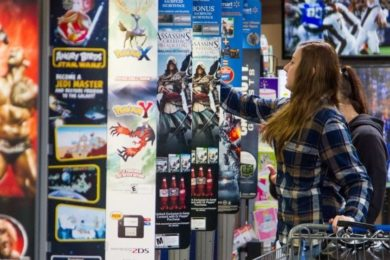 Walmart vuelve a filtrar algunos títulos para 2018 y 2019