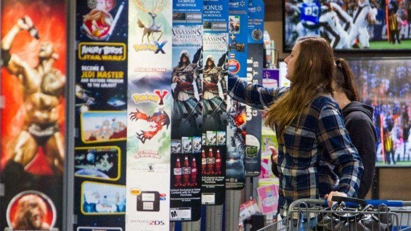 Walmart vuelve a filtrar algunos títulos para 2018 y 2019 36