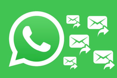 Whatsapp mostrará qué mensajes son reenviados