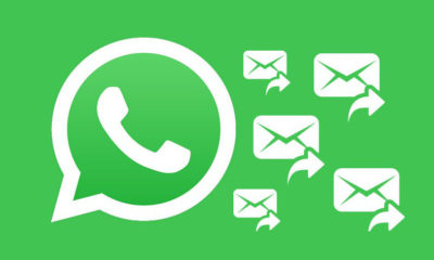 Whatsapp Reenviados