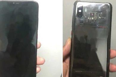 Vídeo y especificaciones del Xiaomi Mi 8