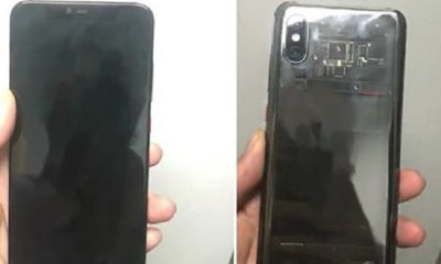 Vídeo y especificaciones del Xiaomi Mi 8 51