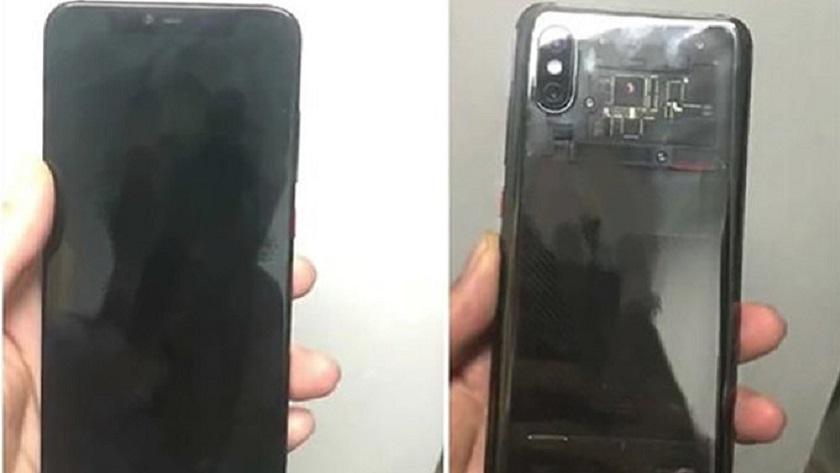 Vídeo y especificaciones del Xiaomi Mi 8 38