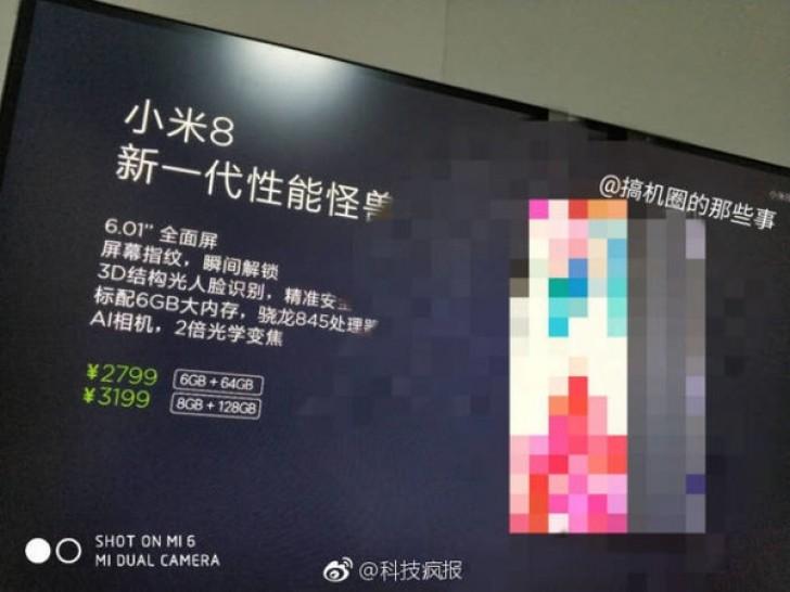 Xiaomi Mi 8: un tope de gama que costará 440 euros 33