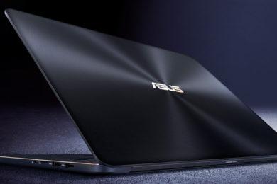 ASUS lista un ZenBook Pro 15 con gráfica dedicada, 4K y Core i9