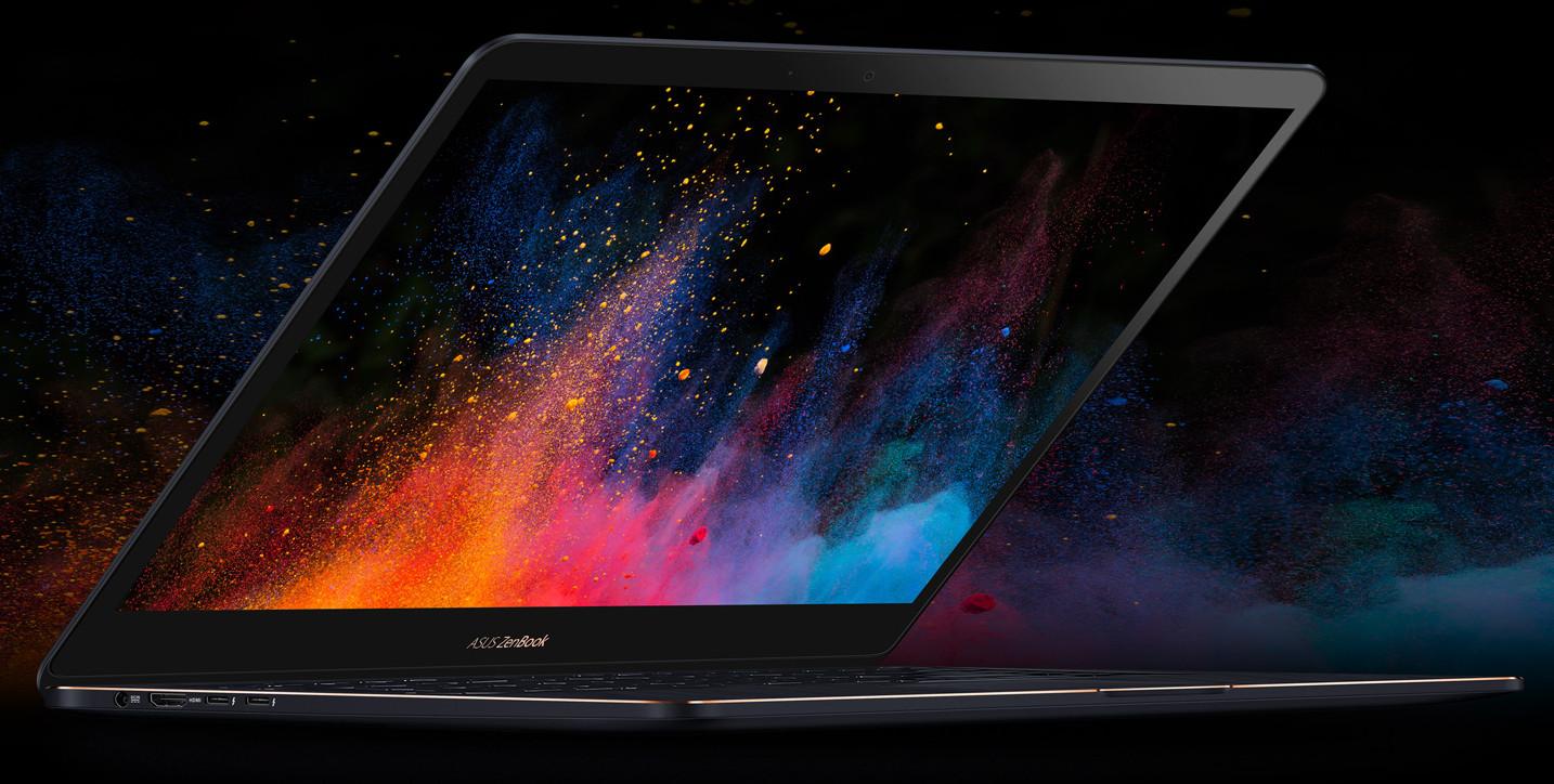 ASUS lista un ZenBook Pro 15 con gráfica dedicada, 4K y Core i9 31