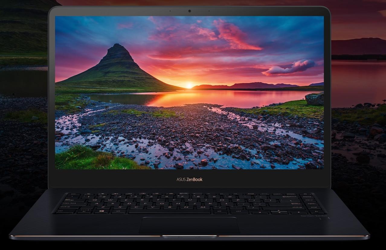 ASUS lista un ZenBook Pro 15 con gráfica dedicada, 4K y Core i9 35