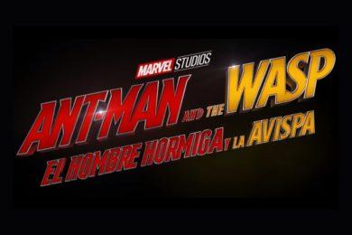 Marvel Studios publica el tráiler final de Ant-Man y la Avispa