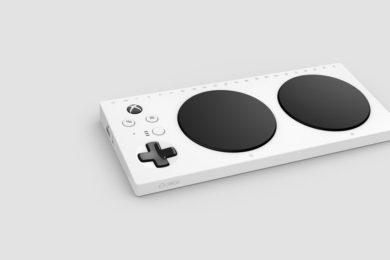 Filtrada una imagen del controlador de accesibilidad para Xbox One
