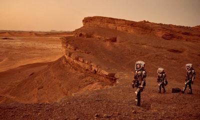 La NASA quiere volver a la Luna, pero no se olvida de Marte 137