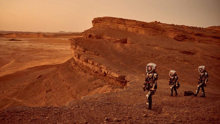 La NASA quiere volver a la Luna, pero no se olvida de Marte