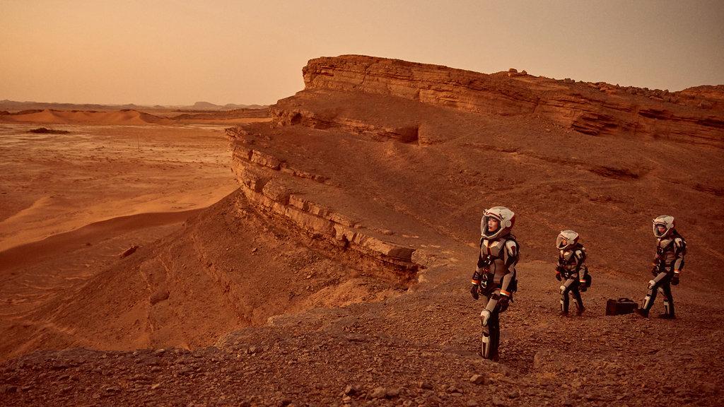 La NASA quiere volver a la Luna, pero no se olvida de Marte 31