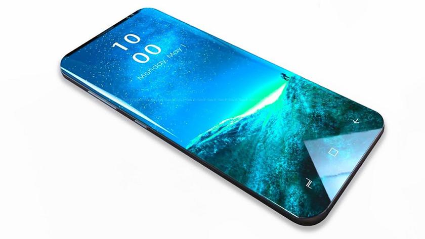 El Galaxy S10 tendrá lector de huellas por ultrasonidos integrado en la pantalla 30