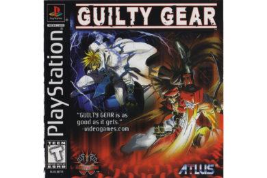 Guilty Gear, vuelve el título original por su 20 aniversario