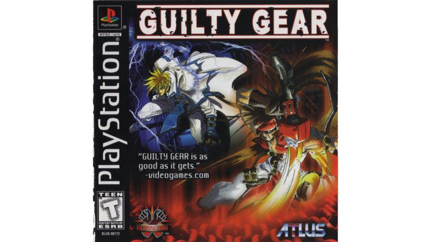 guilty gear psx