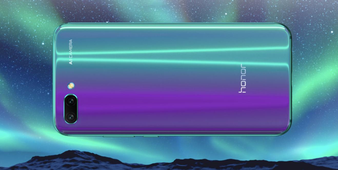 Llega a España el smartphone Honor 10 desde 399 euros 33