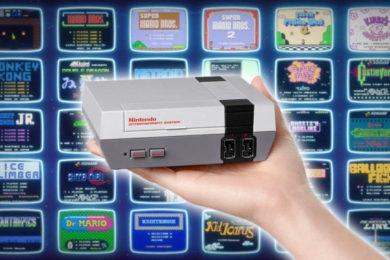 Nintendo confirma el regreso de la NES Mini Classic, todo lo que debes saber