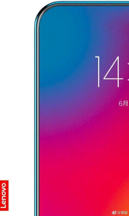 Lenovo presentará un smartphone que reducirá los bordes al 5% 33