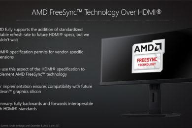 ¿Buscas monitor con FreeSync? AMD te ayuda a elegir con una guía simplificada