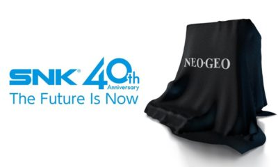 Filtran el diseño y catálogo de Neo Geo Mini 42
