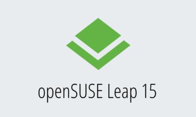 Disponible openSUSE Leap 15, una distro importante que debes probar 52