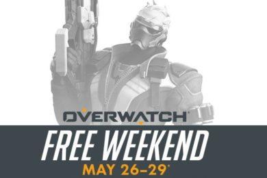 "Overwatch será ""free to play"" durante este fin de semana"