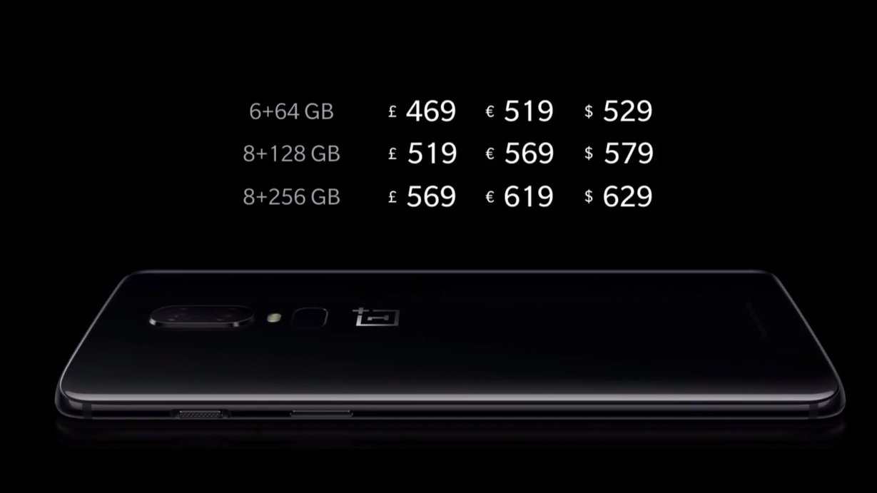 OnePlus 6: especificaciones y precio de este nuevo tope de gama 50