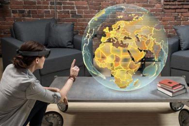 Google prepara unas gafas dedicadas para realidad aumentada