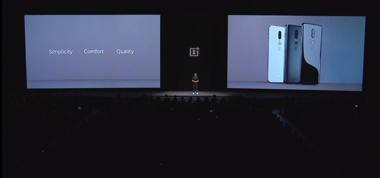 OnePlus 6: especificaciones y precio de este nuevo tope de gama 36