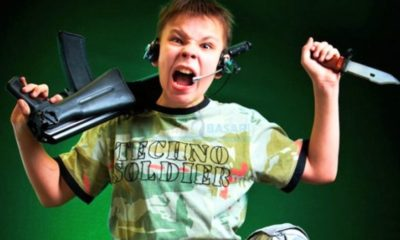 videojuegos violencia infantil
