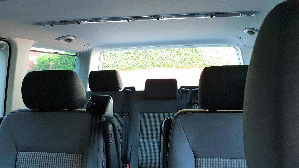 Volkswagen Multivan Bulli, ¿cómo viajan los sueños? 41