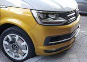Volkswagen Multivan Bulli, ¿cómo viajan los sueños? 145