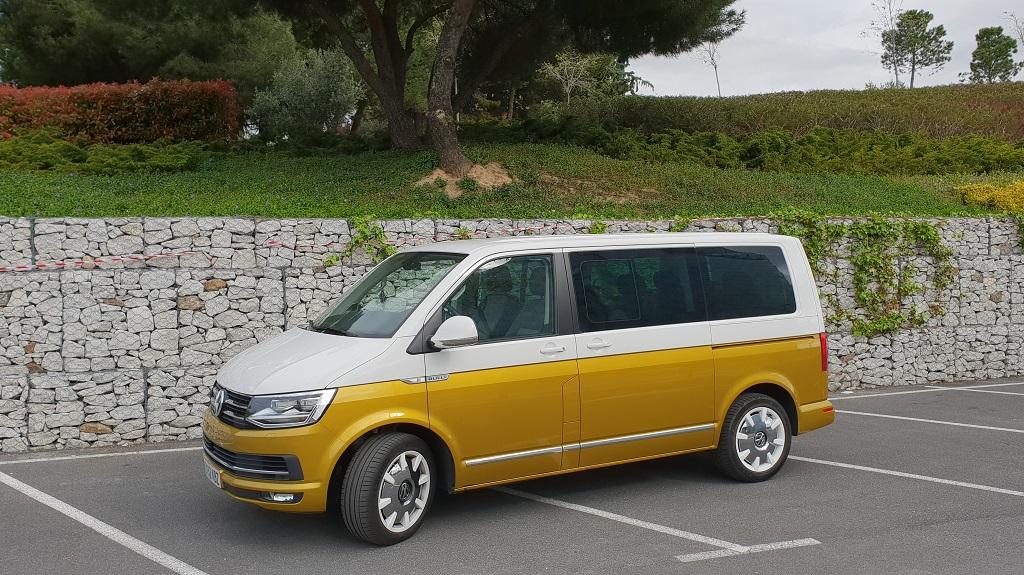 Volkswagen Multivan Bulli, ¿cómo viajan los sueños? 45