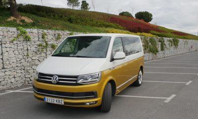 Volkswagen Multivan Bulli, ¿cómo viajan los sueños? 353