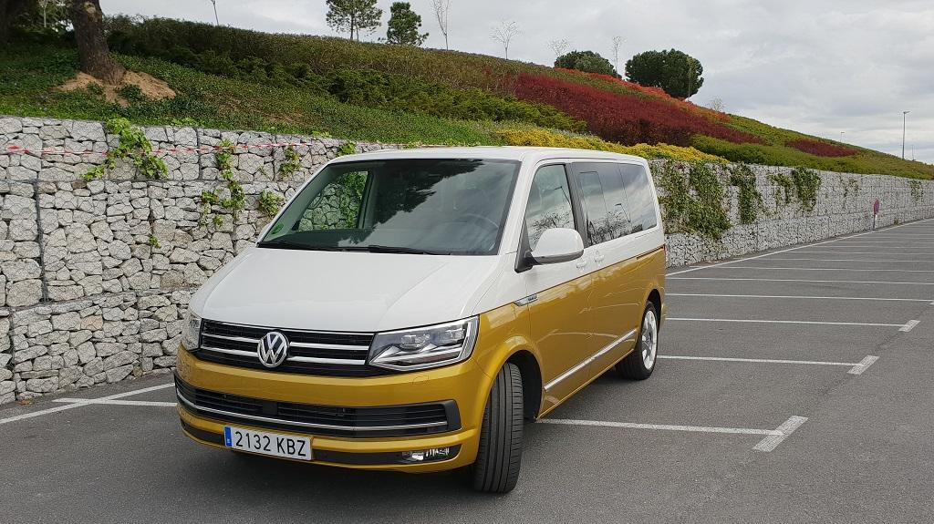 Volkswagen Multivan Bulli, ¿cómo viajan los sueños? 29