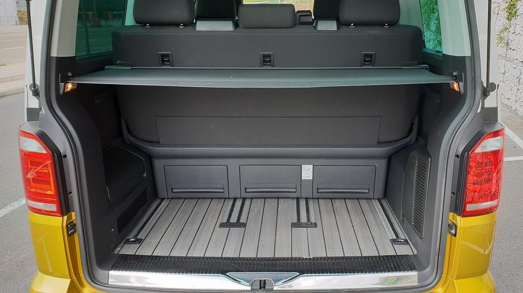 Volkswagen Multivan Bulli, ¿cómo viajan los sueños? 43