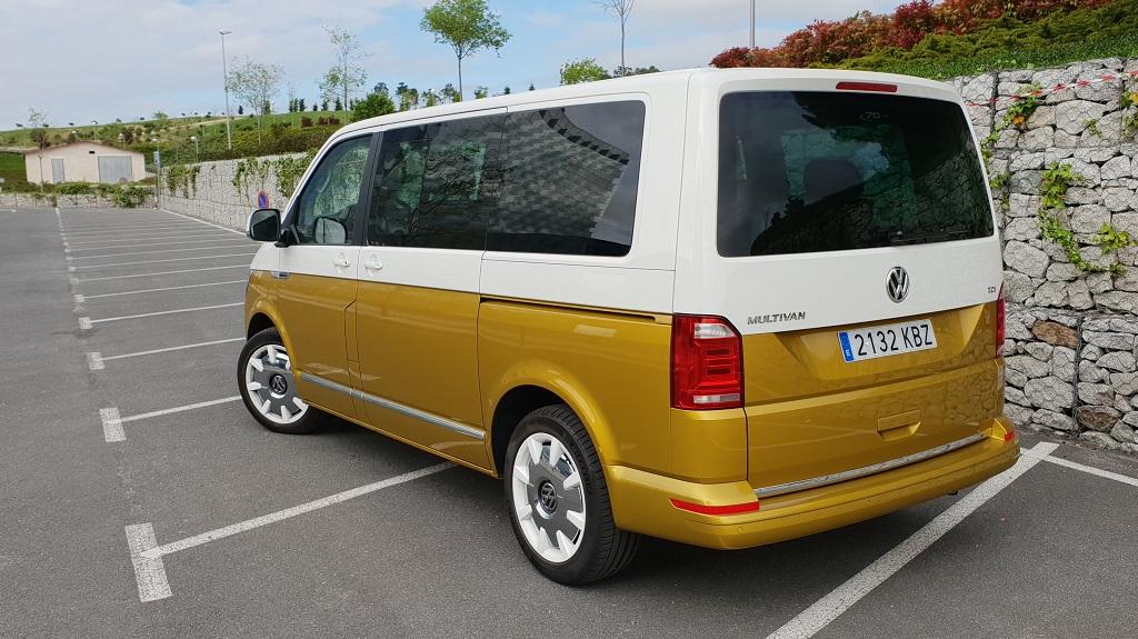 Volkswagen Multivan Bulli, ¿cómo viajan los sueños? 31