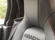Fiat Abarth 124 Spider, escorpión 142