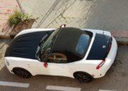 Fiat Abarth 124 Spider, escorpión 138