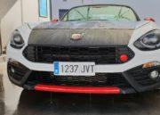 Fiat Abarth 124 Spider, escorpión 116