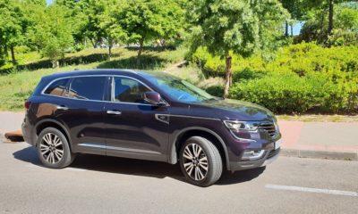 Renault Koleos: razones 309
