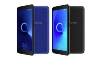 Alcatel 1 es otro dispositivo de gama baja con Android Oreo edición Go