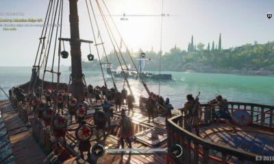 Primeras imágenes de Assassin´s Creed Odyssey filtradas 100