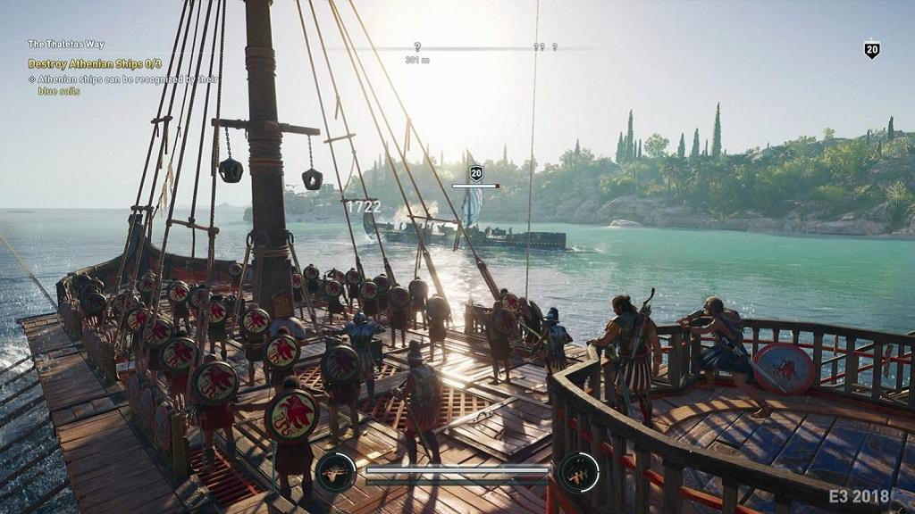 Primeras imágenes de Assassin´s Creed Odyssey filtradas 30