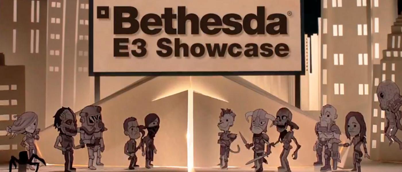 Bethesda en E3 2018